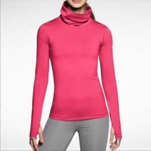 Nike Pro Dri Fit HyperWarm Long Sleeve